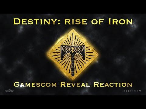Destiny: Gamescom Reveal Reaction