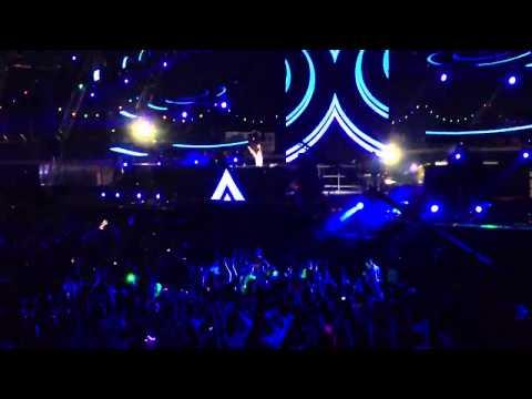Dash Berlin @ EDC Las Vegas 2012
