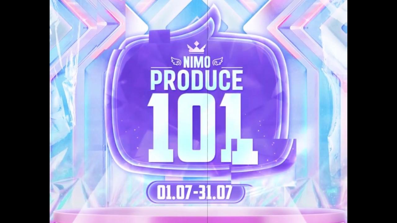 Proyecto 101 de Streamers de #Lifestyle  ¿Puedes ser la estrella nueva de Nimo?