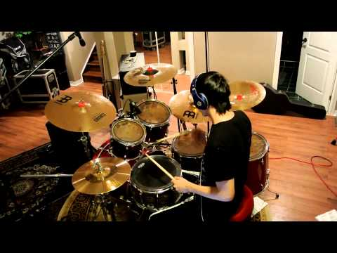 Asking Alexandria - Not The American Average - Drum Cover