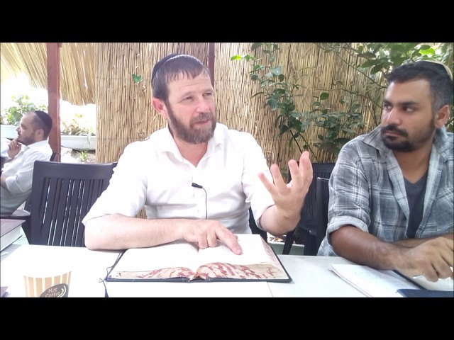 הרב יהודה וכסלבוים | מה עם ישראל עושה כשהקב
