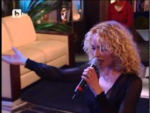 Ishtar Alabina - Horchat hai caliptus live in Slavi's show