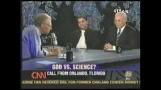 God vs. Science (Larry King Live with John MacArthur)