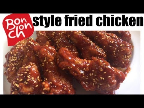 Spicy Sweet Garlic Chicken/ Bonchon Style Spicy Chicken/my OWN Original Recipe:Lian Lim
