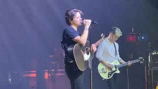Download lagu Somebody to you - The Vamps / Four Corners Tour Brussels