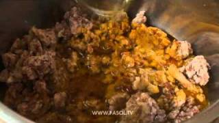 Лобио - фасоль кидни пурпурная