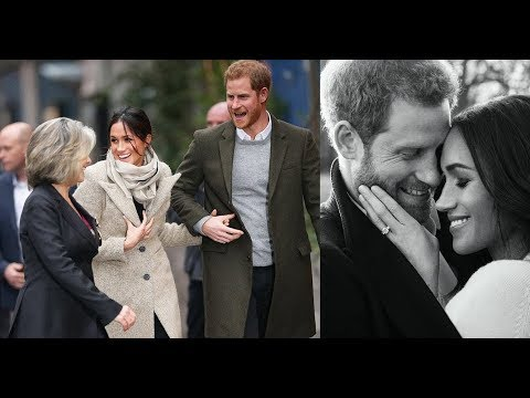 how long were prince harry and meghan dating