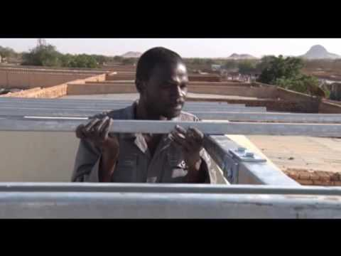ASCOT Solar System Sudan