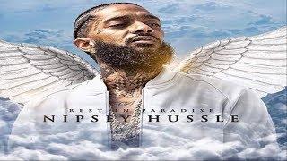Nipsey Hussle - Dedication Ft. Kendrick Lamar (piano Cover)