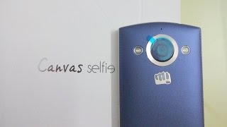 Micromax Canvas Selfie A255 Review,Benchmark,Pros & Cons