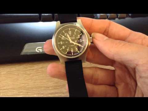 Watch Review #1: Marathon General Purpose Mechanical Review