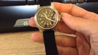 Watch Review #1: Marathon General Purpose Mechanical Review