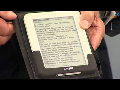 Elektronische Bücher Und E-Book Reader