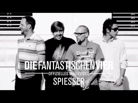 Die Fantastischen Vier  Spiesser  Original HQ