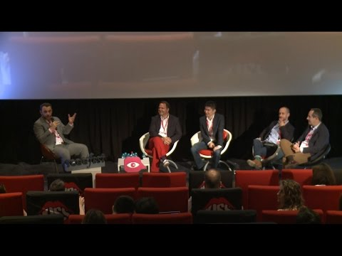 Panel - The Challenges of Content Producers