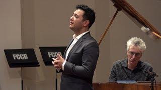 Скачать Schubert An Die Musik Nicholas Phan Tenor Eric Zivian Fortepiano 4K UHD