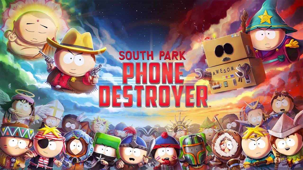 South Park Phone Destroyer Free Packs