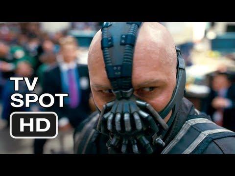 The Dark Knight Rises IMAX TV Spot (2012) Batman Movie HD
