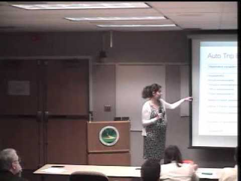 Linking Land Use and Travel Behavior in Ohio 7_10_2013