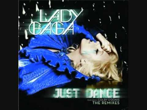 Lady Gaga- Just Dance [Guena LG Glam Club Remix]
