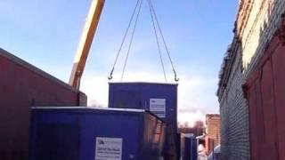 видео аренда электростанции 200 квт