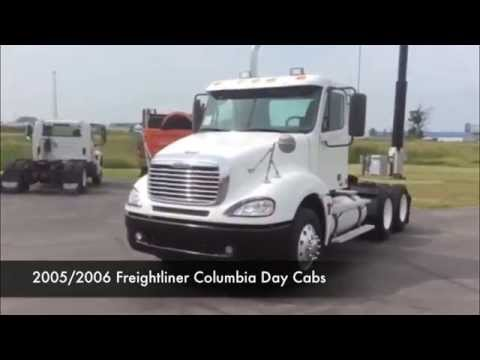 Truck Country Freightliner Columbia Day Cabs
