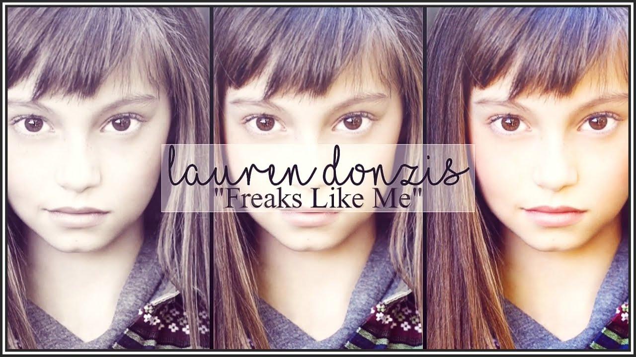 Lauren Donzis Quot Freaks Like Me Quot Youtube