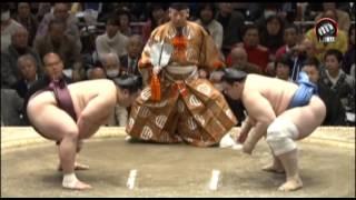 Январский турнир по Сумо 2016, 10-12 дни: Хатсу Басё (Токио) / Hatsu Basho (Tokyo)