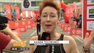 #километрыдобра - Киевский полумарафон (ICTV)