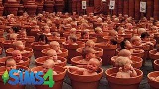 [Sims 4] Petit souci dans le contrôle des naissances.