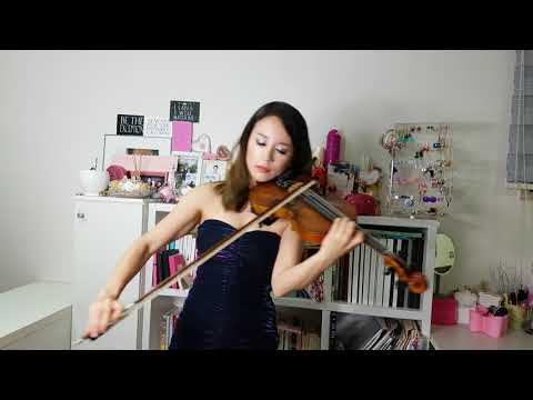 鄧麗君-我只在乎你小提琴版 (Teresa Teng-I Only Care About You Violin Cover)