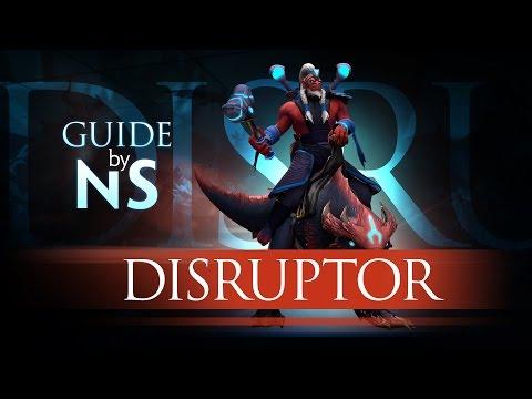 видео: Гайд на Дизраптора / disruptor guide