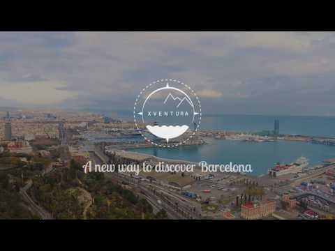 Xventura | A New Way To Discover Barcelona (trailer)