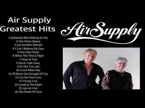 Air Supply Greatest Hits [Full Album]