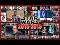 All Reactions Mashup of STAR WARS 2015-2019 | Rise of Skywalker, Force Awakens, Last Jedi