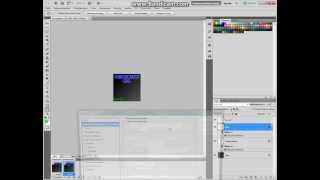 Видео Урок в PhotoShop'e CS5 ( Создаем простою GIF анимацию )