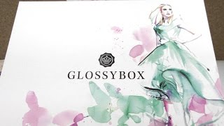 Glossybox unboxing 2015 - Hier ist die Mai 2015 Box