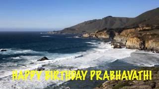Prabhavathi   Beaches Playas - Happy Birthday