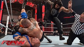 Roman Reigns vs. Randy Orton vs. Ryback – No. 1 Contender's Match: Raw, April 6, 2015 MP3