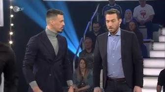 Torwandschießen: Marek Zeich gegen Sandro Wagner | das aktuelle sportstudio - ZDF