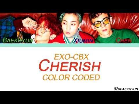 EXO-CBX (첸백시) - Cherish |Sub. Español + Color Coded| (HAN/ROM/ESP)