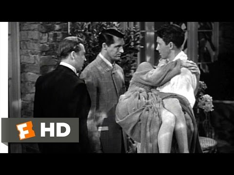 The Philadelphia Story (7/10) Movie CLIP - How Are the Mighty Fallen (1940) HD