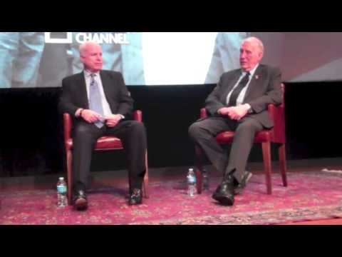 Locked up Abroad with McCain and Brace: Hollywood on the Potomac