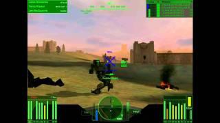 Let's play Mechwarrior 4 Vengeance part 60 (Final Mission)