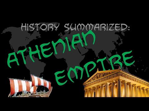 History Summarized: The Athenian Empire (Better Version in Description)