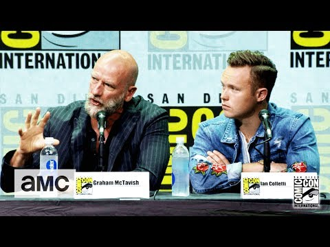 Preacher: 'Purpose of The Saint of Killers' ComicCon 2017 Panel