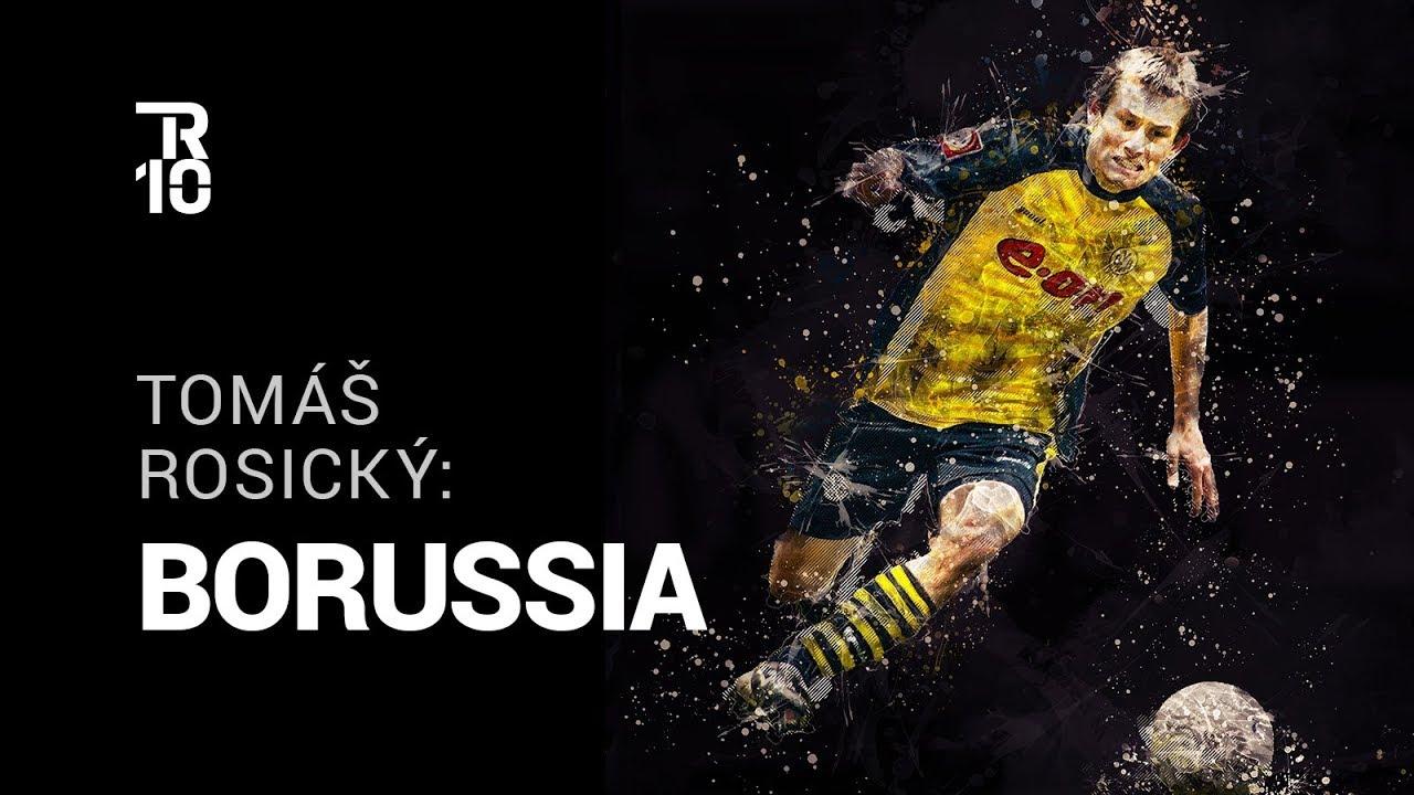 Tomáš Rosickýs Jahre beim BVB |