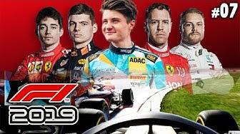 Harter Kampf mit Verstappen | F1 2019 #7 | Barcelona | Dner