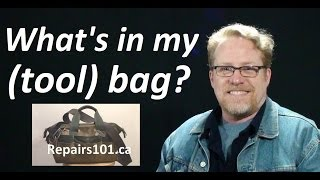 What's in my (tool) bag? Show & Tell : Heavy Duty Marine Mechanic