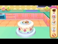 How To Make A Cake Games★Free Cooking Games★Cooking Games For Cake Making Tutorials#1